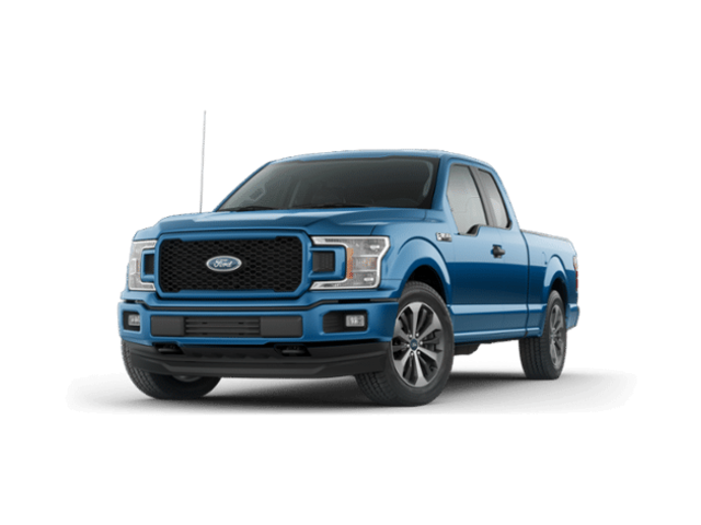 2019 Ford F-150 4WD Truck SuperCab Styleside
